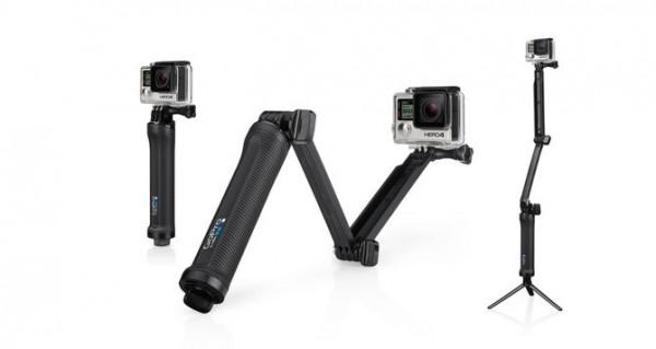 GoPro 3-Wege-Halter