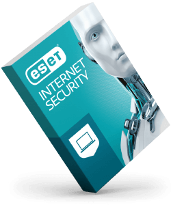ESet Internet Security ESD 3 PCs / 1 Jahr