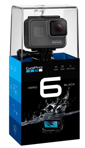 GoPro HERO6 Black 4K60 Stabi Zoom HDR-Foto