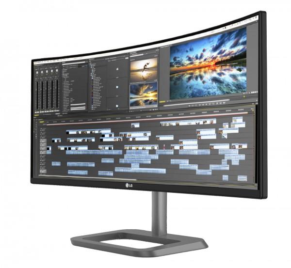 Monitor LG 34UC87C-B 86cm IPS 34I - 3440X1440 Ultrawide Curved