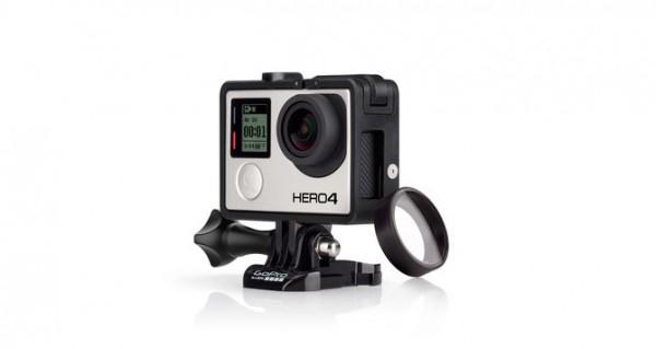 GoPro The Frame Rahmenhalterung für HERO 4