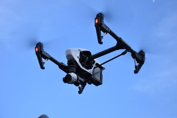 DJI Inspire 1 V2.0 Transformer-Quadrocopter, incl. Transportkoffer
