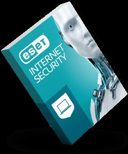 ESet Internet Security ESD 3 PCs / 1 Jahr