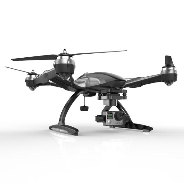 Yuneec Typhoon G Quadrocopter APV-System für GoPro Hero 3/4