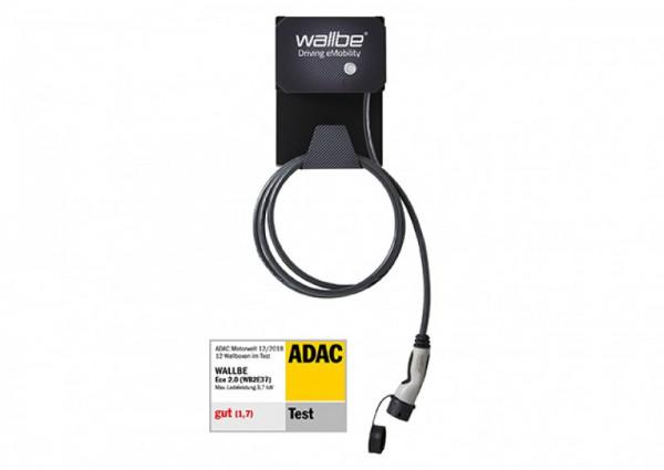 wallbe Eco 2.0s 11kW mit Typ 2 Ladekabel