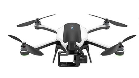 GoPro KARMA Drohne für GoPro HERO6/HERO5 Black, Karma-Grip und BackPack